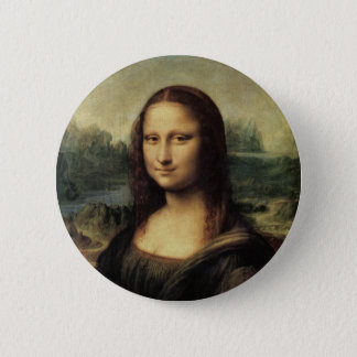 Pin's Mona Lisa