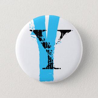 Pin's Monogramme de Y
