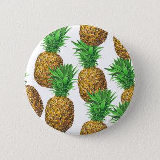 Pin's Motif sans couture avec des ananas