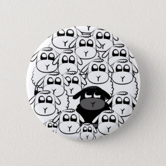 Pin's Moutons noirs