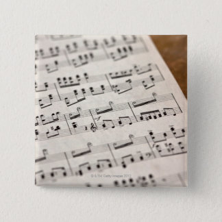 Pin's Musique de feuille 7