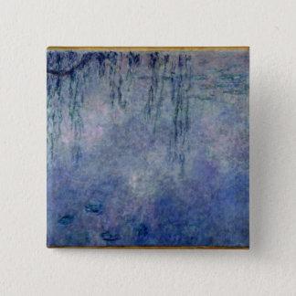 Pin's Nénuphars de Claude Monet | : Saules pleurants