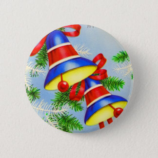 Pin's Noël vintage Bells de Noël