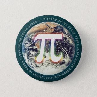 Pin's Nombre de pi sur des maths de la terre |