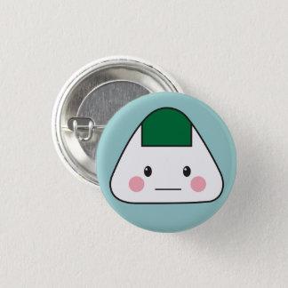 Pin's Nori japonais d'algue de boule de riz d'omusubi