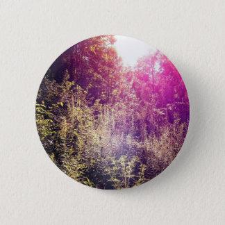 Pin's Norme de Forrest d'arc-en-ciel, bouton rond de