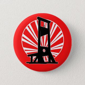 Pin's Nous avons obtenu la guillotine