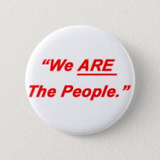Pin's Nous sommes les personnes