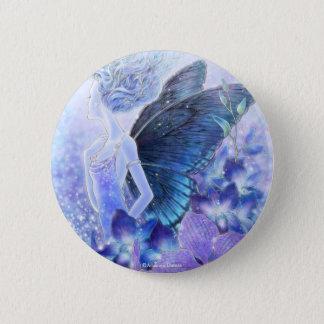 Pin's Nuances de bouton bleu