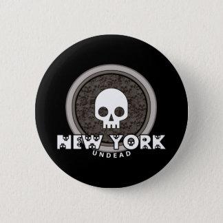Pin's Obscurité punk mignonne de bouton de New York de