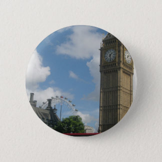 Pin's Oeil et Big Ben de Londres