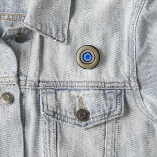 Pin's Oeil mauvais grec de petit bouton