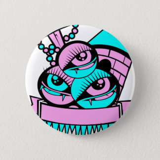 Pin's oeil vampire fun