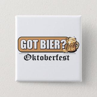 Pin's Oktoberfest a obtenu la civière ?