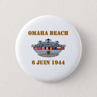 Pin's Omaha Beach 1944