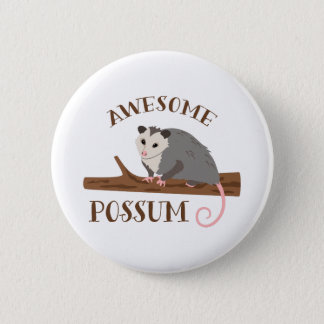Pin's Opossum impressionnant