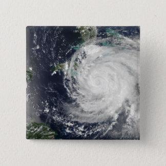 Pin's Ouragan Ike au-dessus du Cuba, de la Jamaïque, et