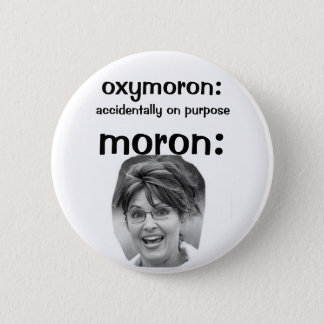 Pin's Oxymoron de Palin
