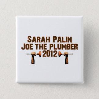 Pin's Palin Joe le plombier 2012