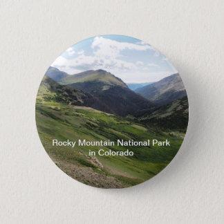 Pin's Parc national de montagne rocheuse