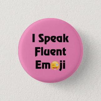 Pin's Parlez Emoji fluide