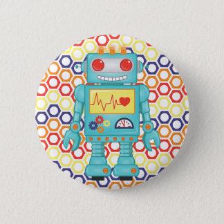 Pin's Partie orientée de robot