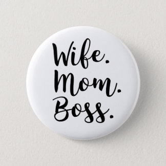 Pin's patron de maman d'épouse