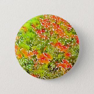 Pin's Pavots d'aquarelle