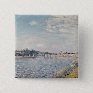 Pin's Paysage d'Alfred Sisley  