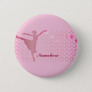 Pin's Personnalisable : Ballerine