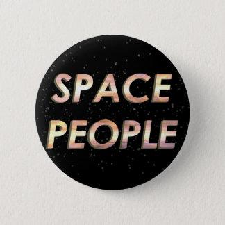 Pin's Personnes de l'espace - le bouton !