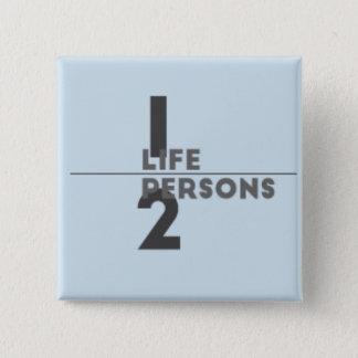 Pin's Personnes de l'une vie deux