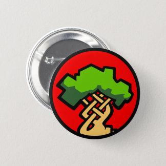 Pin's Petit insigne de logo de manteau rouge