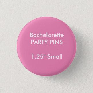 Pin's Petit Pin rond de partie de Bachelorette de la
