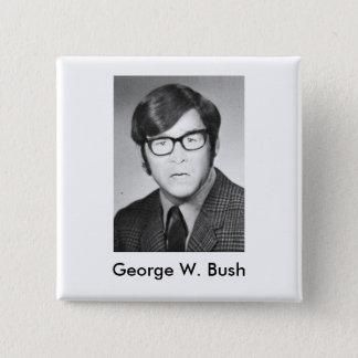 Pin's Photo d'annuaire de George W. Bush
