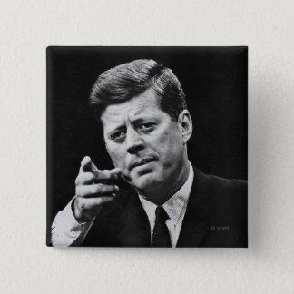 Pin's Photographie de John F. Kennedy 3