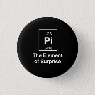 Pin's Pi l'effet de surprise