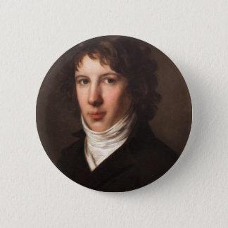 Pin's Pierre-Paul Prud'hon- Louis Antoine de Saint Just