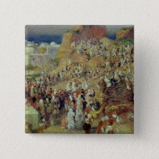 Pin's Pierre un Renoir | la mosquée, ou festival arabe