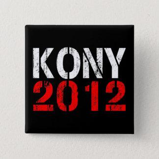 Pin's Pin de bouton de KONY 2012