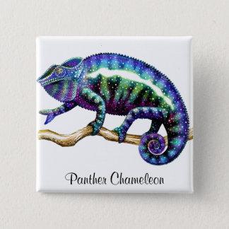 Pin's Pin de caméléon de panthère