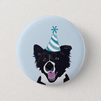 Pin's Pin de chien d'anniversaire