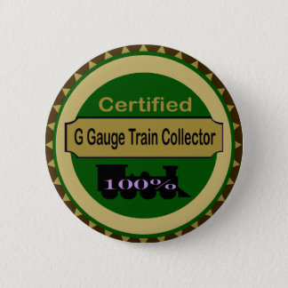 Pin's Pin de collecteur de train de mesure de G