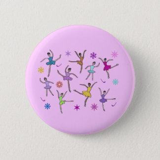 Pin's Pin de danse de ballerine