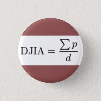 Pin's Pin de diviseur de Dow Jones