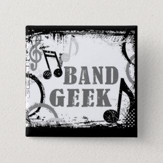 Pin's Pin de geek de bande