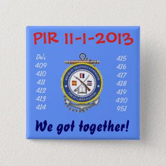 Pin's PIN de l'obtention du diplôme PIR