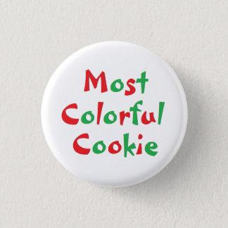 """Pin's Pin de récompense de """"la plupart de biscuit"""