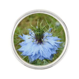 Pin's Pin de revers de bleuet