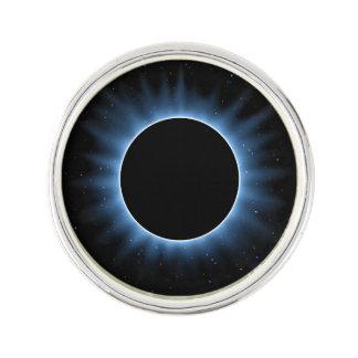 Pin's Pin de revers d'éclipse solaire